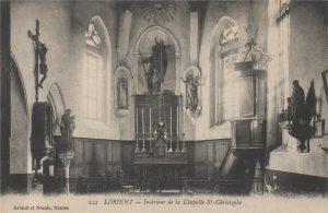 Chapelle Saint Christophe