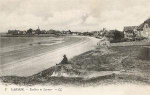Larmor - Plage du Toulhars