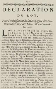 Ordonnance de juin 1666 - page 1