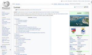 Wikipédia Lorient