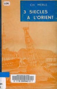 3 siècles à Lorient - Ch Merle