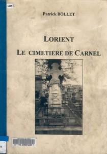 Lorient - le cimetière de Carnel - Patrick Bollet