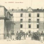 Caserne Bisson ~ Rue Hoche