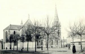 Place de l'Yser - Eglise Notre Dame de Bonne Nouvelle (Kérentrech)