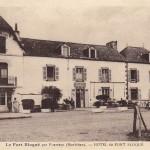 Fort bloqué ~ Les hôtels