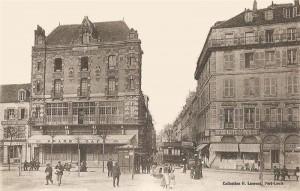 Grand Café - Place Alsace Lorraine au rez de chaussée et Cercle Militaire au 1er étage