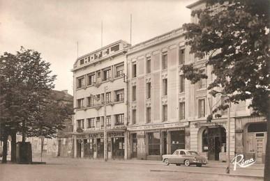 Hôtel Terminus et Hôtel Saint Christophe