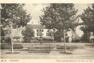 Place Aristide Briand