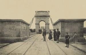 Pont de Kérentrech - Pont Saint Christophe - Pont Suspendu
