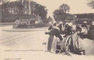 Place du Morbihan - vue de l'extérieur