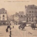 Place du Morbihan - vue de l'intérieur