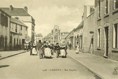Rue Dupleix
