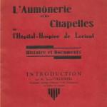 L'Aumônerie et le Chapelles de l'Hôpital-Hospice de Lorient