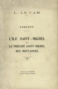 Lorient - L'Ile Sant-Michel et le prieuré Saint-Michel des montagnes