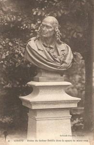Statue Louis Bodelio
