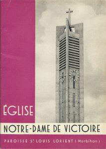Eglise Notre Dame de Victoire - Paroisse Saint Louis - Lorient - Morbihan