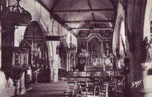 Larmor - L'église Notre Dame de Larmor
