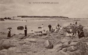 Larmor - Le fort