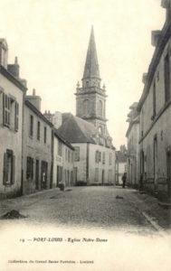 Port-Louis - Eglise Notre Dame de l'Assomption