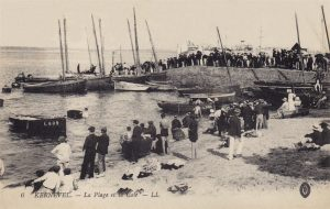 Kernével - Le quai (la cale)