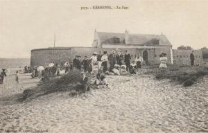 Kernével - Le fort