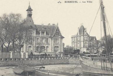 Kernével - Les villas