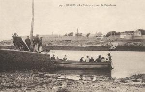 Gâvres - Le port