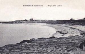 Kerpape - La plage