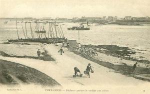 Port-Louis - Embarcadère pour Gâvres
