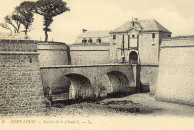 Port-Louis - La Citadelle