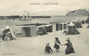 Port-Louis - La plage