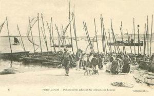 Port-Louis - Le port