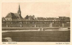 Port-Louis - Les remparts