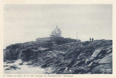 Ploemeur - Le Courégant - Le Castel