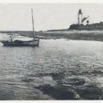Ile de Groix - Phare de la pointe des chats