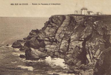Ile de Groix - Sémaphore de Pen Men