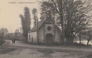 Ploemeur - Chapelle Saint-Mathurin