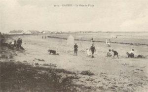 Gâvres - La plage