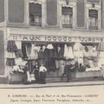 Aux 100 000 jupons ~ Rue du Port ~ Rue Poissonnière