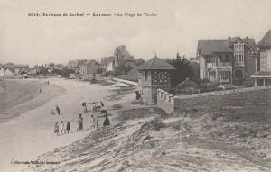 Toulhars – La plage