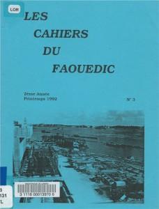 Les cahiers du Faouëdic N°3